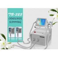 Wholesale Touch Screen With 2 Inch Handle Screen Portable Cryolipolysis Body Slimming Machine from china suppliers