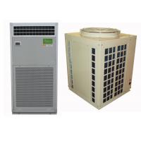 Wholesale R410A Air Cooled Packaged Ducted Split Air Conditioner With Finned Copper Tube from china suppliers