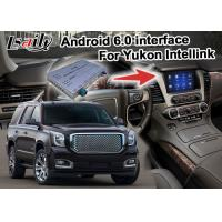 Wholesale Android 6.0 Car Navigation Box Video Interface Box WIFI BT For GMC Yukon Etc from china suppliers