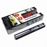 Wholesale New Arrival A4 Size Wireless Portable Scanner with 900dpi High Resolution from china suppliers