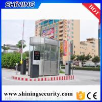 Wholesale universal remote control parking boom barrier gates with  125khz rfid reader from china suppliers