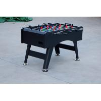 Quality 5FT Football Game Table Wood Table Soccer Balanced Players Steel Play Rod for sale