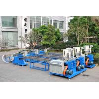 Wholesale TPU/TPR/TPV rubber band extrusion machine from china suppliers
