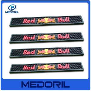 China Hot selling red bull bar mat pvc rubber bar mat on sale