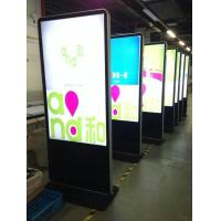 "Wholesale Ipad Design HD Networking 65"" LCD Advertising Digital Signage Display , High Brightness from china suppliers"