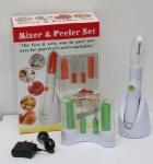 Wholesale Mixer & Peeler Set (NY041) from china suppliers
