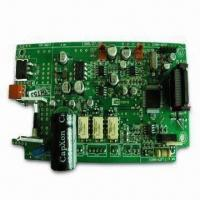 Buy cheap PCB Assembly with SMT, DIP Technology, One-stop Station EMS Services Provider from wholesalers