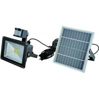 Wholesale power factor 95% solar flood lights led with sensor from china suppliers