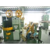 Quality Three Layer Cable Winding Equipment , Semi - Auto Strapping Machine for sale