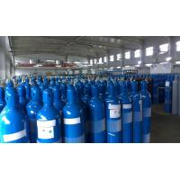High Pressure 10L / 16L Industrial Gas Cylinder , Height 495-1000MM
