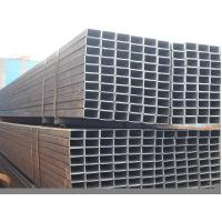 Wholesale ERW Welded Rectangular Steel Tube / Window Decoration Structural Steel Pipe from china suppliers