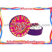 Wholesale Different Color Healthy Xylitol Low Calorie Candy , Mentos Sugar Free Mints from china suppliers
