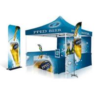 China Lightweight 3x3 Pop Up Marquee , Durable Pop Up Gazebo Side Panels 3x3 on sale