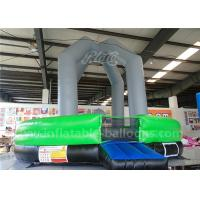 Wholesale Green Color Inflatable Sports Games Human Ball Pit / Inflatable Dodgeball Arena from china suppliers