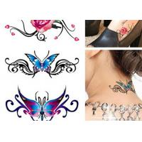Wholesale Long Lasting Removable Body Tattoo Body Art Temporary Tattoo Sticker from china suppliers