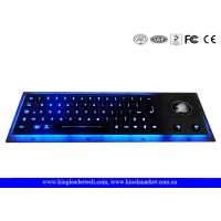 Wholesale Waterproof Illuminated Metal Keyboard EMC With High Temperature-Resistant Polycarbonate Keys from china suppliers