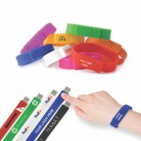 Wholesale USB Flash Wristband from china suppliers
