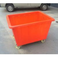 Wholesale 400L Rectangular Poly Box Truck carts from china suppliers