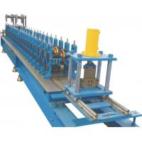 Wholesale U Guide Rolling Shutter Making Machine With Rubber System 410~ 580mm from china suppliers
