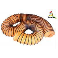 Wholesale HVAC system size and length customized round high temperature flexible duct from china suppliers