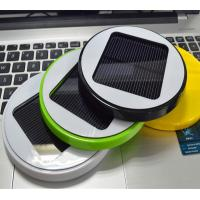 Wholesale 1000mAh Solar Window Mobile Charger for Iphone mobile phone from china suppliers