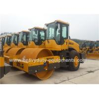 Wholesale Single Drum 14t Vibratory Compactor Road Roller Construction Equipment SDLG RS8140 from china suppliers
