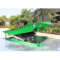 Wholesale Single Phase Loading Dock Levelers Low Pressure For Airbag Lifting from china suppliers