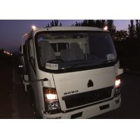 Wholesale SINOTRUK HOWO Light Truck  3-5 Tons 6 wheels LHD for Logistics ZZ1047D3414C143 from china suppliers