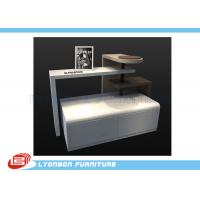 Wholesale Supermarket Fashionable MDF Retail Display Tables Custom For Presenting Shoes from china suppliers