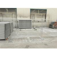 Wholesale Professional Temp Site Fencing Galvanized Temporary Fence Q235 Steel Materials from china suppliers