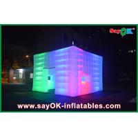 Wholesale Nice Large Led Light Decoration Tent Inflatable For Christams from china suppliers