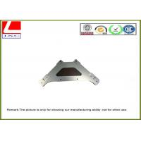 Wholesale CNC Aluminium Milling Services Front Plate / AL7075 Precision Machined Parts from china suppliers