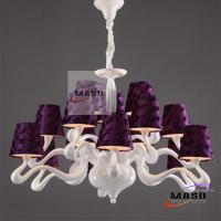 Wholesale New 15 lamps Resin Indoor Chandelier modern Lighting Fixture MS-P3014 LED candle Bulb from china suppliers