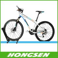 Buy cheap HS-026A New arrival mountain bicycle parking rack stand for bike from wholesalers