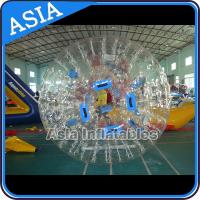 Wholesale 1.0mm PVC Transparent Used Inflatable Water Zorb For Water Pool from china suppliers