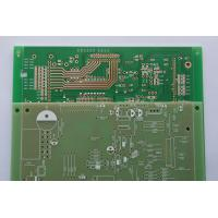 Wholesale 1 Layer CEM-3 Single Sided PCB Circuit Board 0.5 - 6oz with Green Solder Mask for Industrial Control from china suppliers