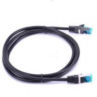 Wholesale RJ45 Ethernet LAN Network Cat6 Patch Cable Male To Male Flat Cable RoHS Compliant from china suppliers
