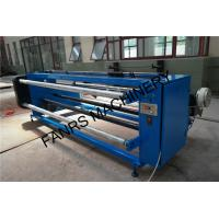 Wholesale Automatic Non Woven Fabrics Rewinding Machine And Cutting Machine With 1000 Length from china suppliers
