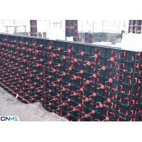 Buy cheap Thickness 8MM - 10MM Concrete Wall / Column Formwork Systems from wholesalers