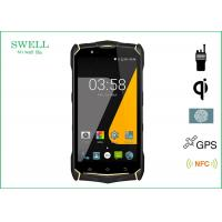 Wholesale SJ9 IP68 Smartphone 5.5inch Android 7.0os with Fingerprint IR QI charge from china suppliers
