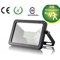 Wholesale Super Slim Wide Angle LED Flood Light Outdoor For Garden / Home Garage , Neutral White from china suppliers
