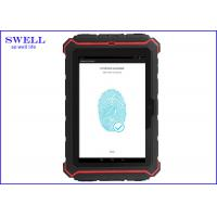 Wholesale Android Quad core GPS rugged Military Grade Tablet PC Optional NFC  IP67 T82 from china suppliers