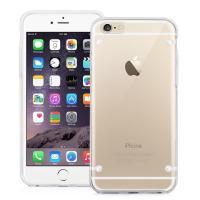 Quality Transparent Clear Smartphone Protective Case For iPhone 6 6S With 4 PointsBack Cover for sale