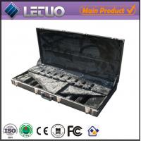 Wholesale LT-GFC19 Road case flight case aluminum case electric guitar hard case from china suppliers