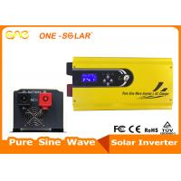 Wholesale 1000W 110v/220v Solar Grid Tie Inverter MPPT Controller 30A For Home Solar System from china suppliers