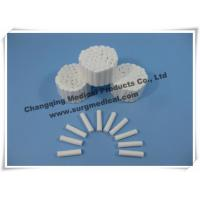 Wholesale Absorbent Disposable Medical Cotton Roll , Plain Wrapped Dental Disposable Products from china suppliers
