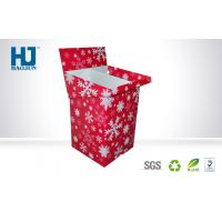 Wholesale Especially For Christmas Cartoon Dump Bins,Put The Christmas Gift, Can Be Ordered In Advan from china suppliers
