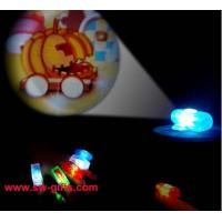 Wholesale Projection Finger Lights Cartoon Patterns Projector Lamps Mini Flashlight Projection Lamp from china suppliers