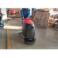 Wholesale Safety Seats Industrial Floor Cleaning Machines For Workshop / Automatic Floor Scrubber from china suppliers