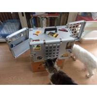Wholesale Household Aluminum Dog Cage for Car / Pet Grooming Cage Carrying Case from china suppliers